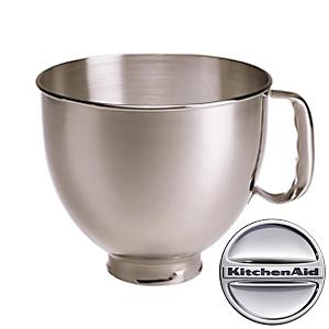 KitchenAid Rostfri Skål 483 Liter K5THSBP