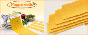 Marcato Pastavals Pappardelle