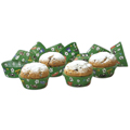 Muffinsformar Fotboll 50 st