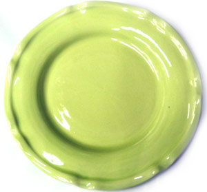 Gerbera Fat Provence Limegrön 40 cm