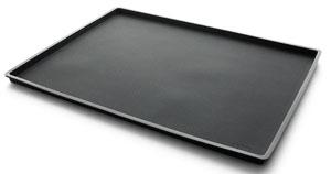 Lékué Ugnsduk i Silikon 40 x 30 cm Svart