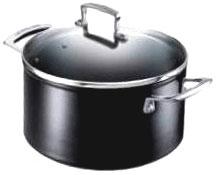 Le Creuset Toughened Gryte med lokk 20 cm 3,8 liter