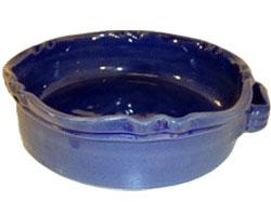 Gerbera Rund Gratängform Provence Marin B: 32 H:8 cm