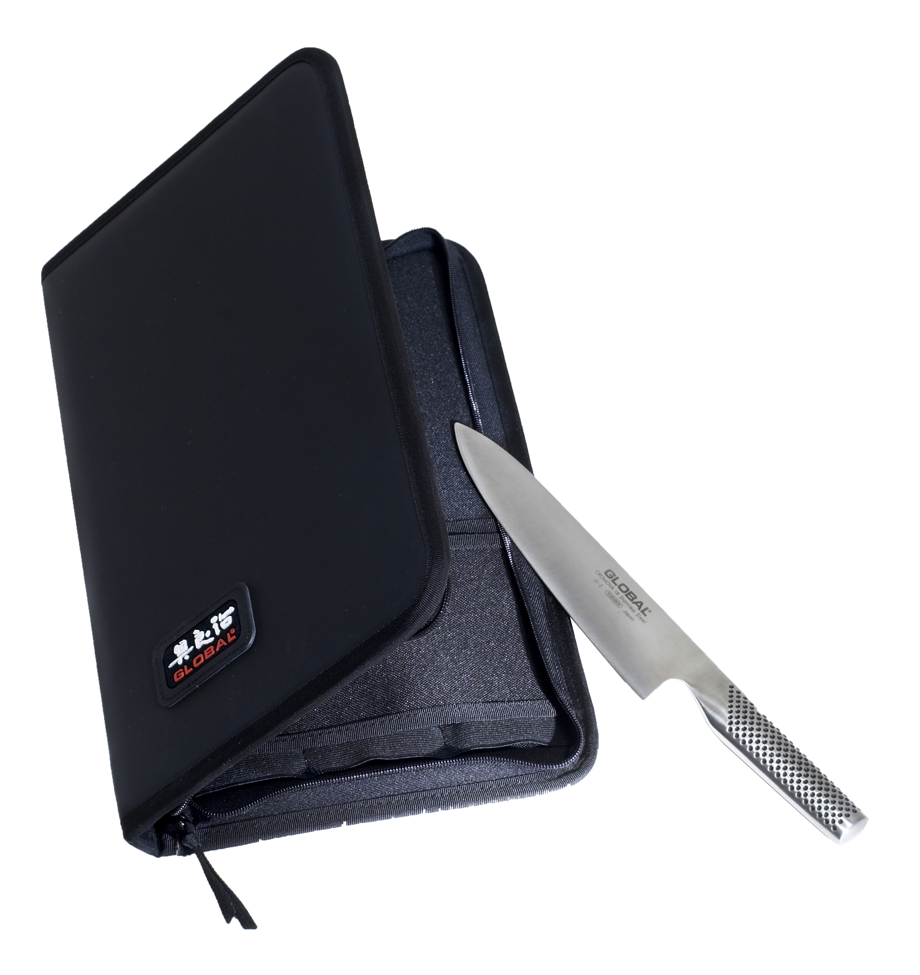 Global G-666/07 Knivetui for 7stk Kniver