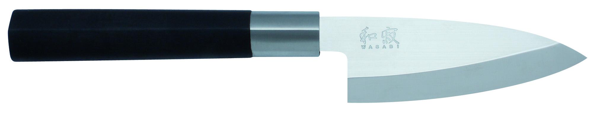 KAI Wasabi Black Debakniv 10,5 cm
