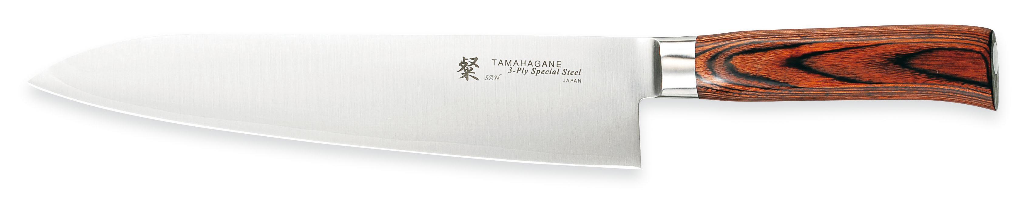 Tamahagane SAN Kokkekniv 24 cm