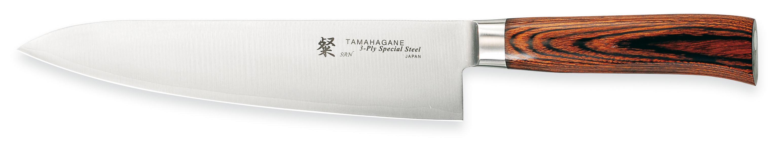 Tamahagane SAN Kokkekniv 21 cm