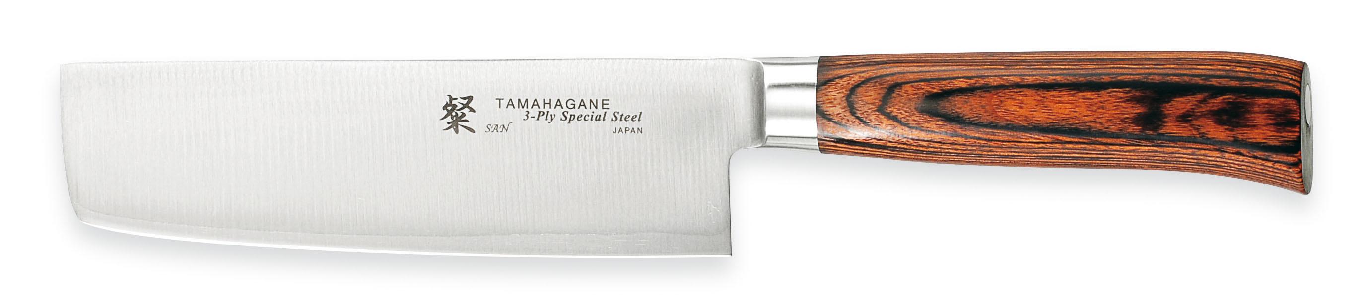 Tamahagane SAN Grønnsakskniv 16 cm
