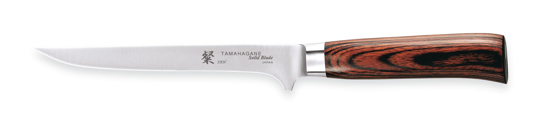 Tamahagane SAN Fileteringskniv Solid Fleksibel 16 cm
