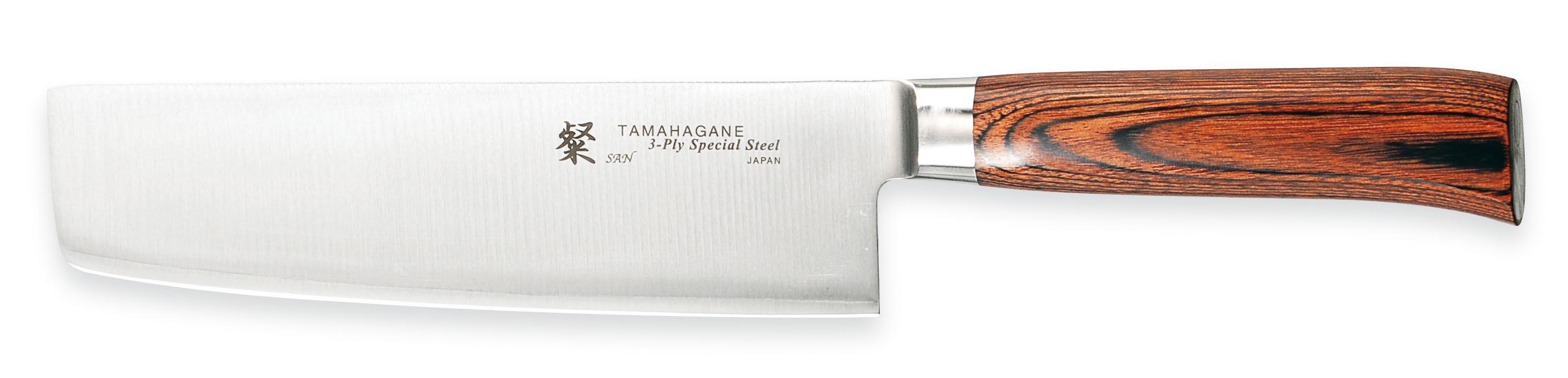 Tamahagane SAN Grønnsakskniv 18 cm