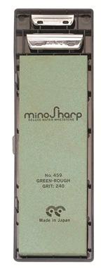 Mino Sharp Slipestein #240 med to fiksturer