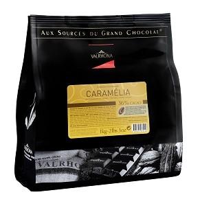 Valrhona Grand Cru Caramelia 35% 1Kg Pellets