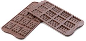 Silikomart Easy Choc Pralinform Tablette