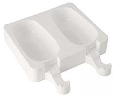 Silikomart Easy Cream 2st Glassformar Classic
