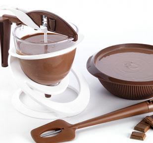 Silikomart Chokladset 3 delar