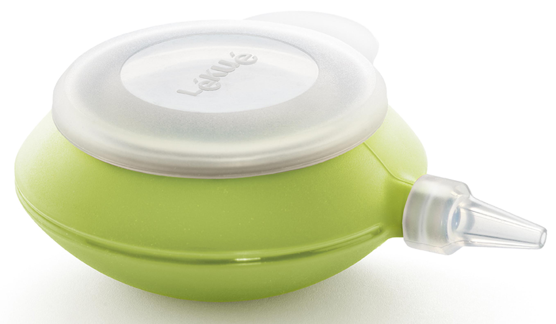 Lékué Decopen Dekorsprits Silikon Grön med fyra munstycken