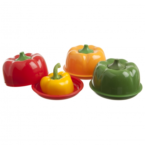 Paprikaförvaring Gul Pepper Pod