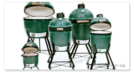 Big Green Egg Big Green Nest Underrede med Hjul Large