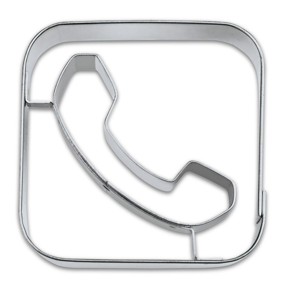 Kakform Utstickare App Telefon