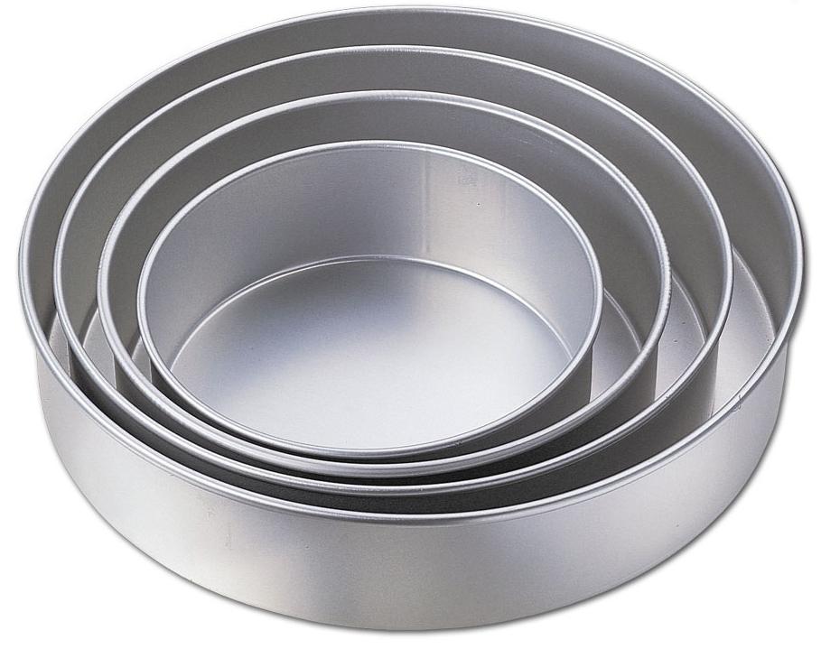 Bakformar Aluminium 4 storlekar