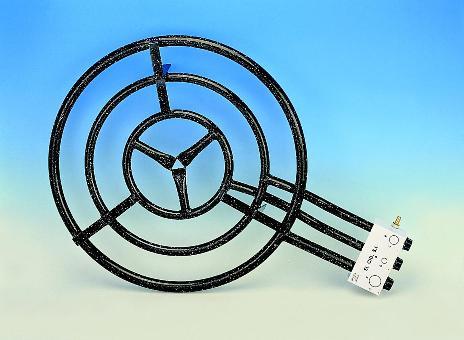 Gasbrännare M-700 gasol med 3 ringar