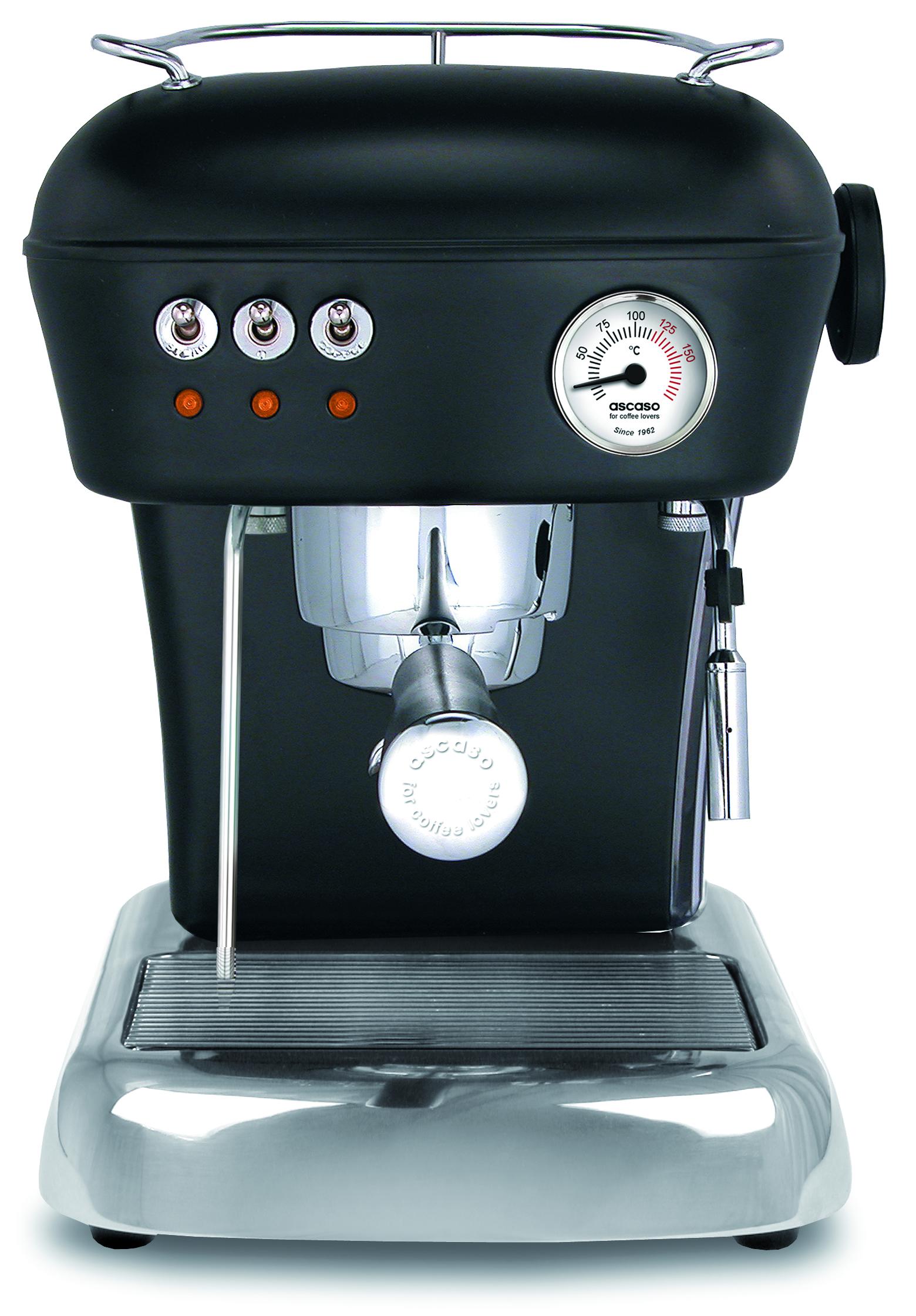 Ascaso DREAM Espressomaskin Svart
