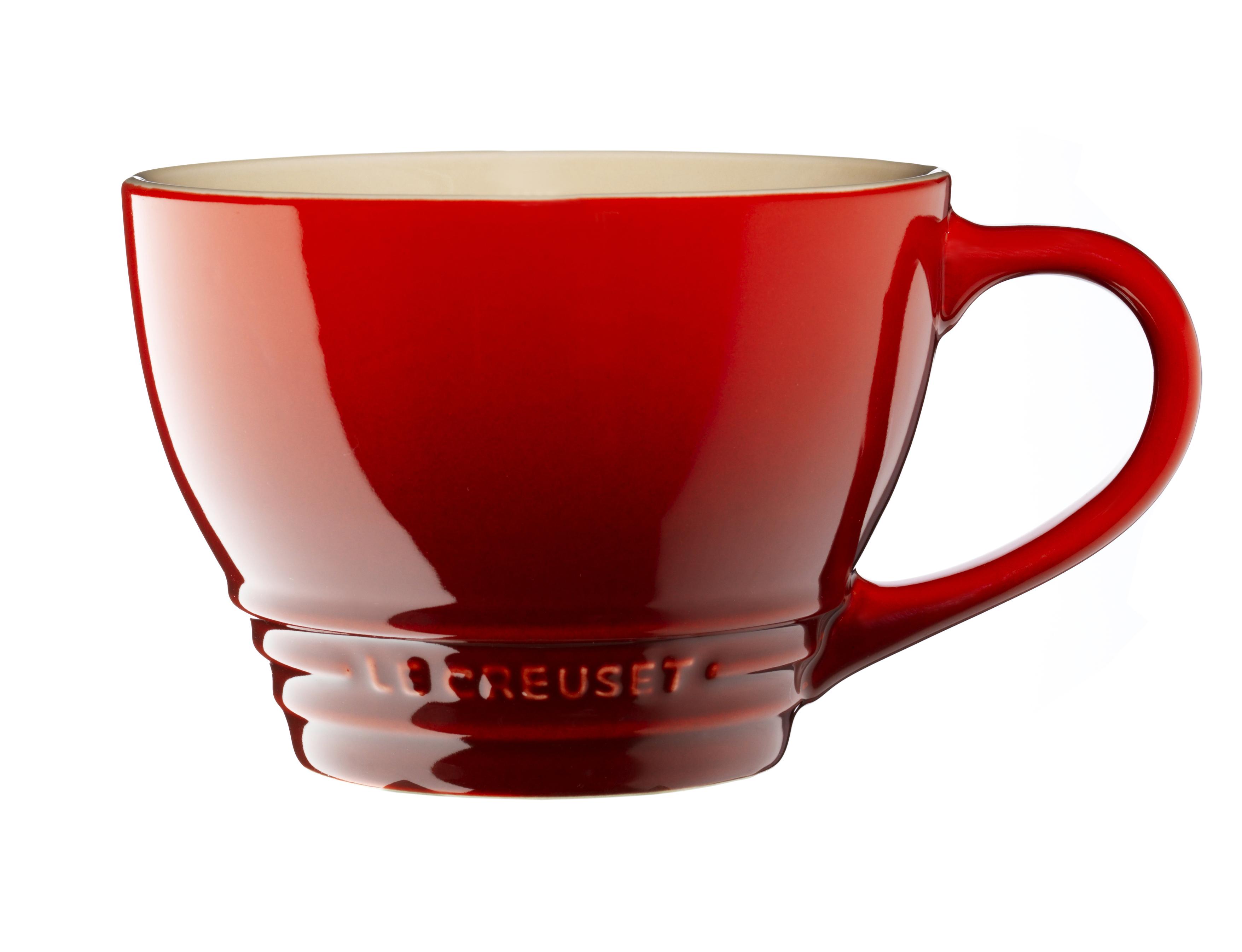 Le Creuset Jumbokopp Röd 0,4 Liter