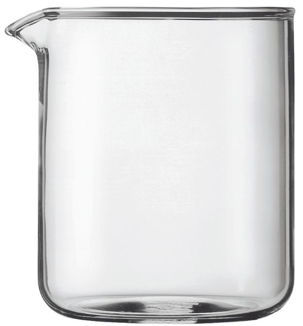 Bodum Extra Glas till 4 Koppars Chambord Presskanna