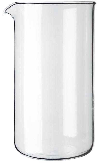 Bodum Extra Glas till 8 Koppars Chambord Presskanna