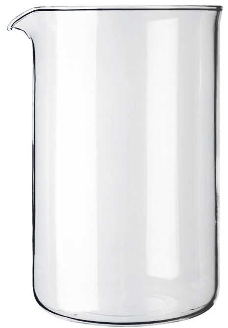 Bodum Extra Glas till 12 Koppars Chambord Presskanna
