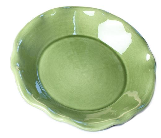 Gerbera Assiett Provence Mossgrön 17 cm