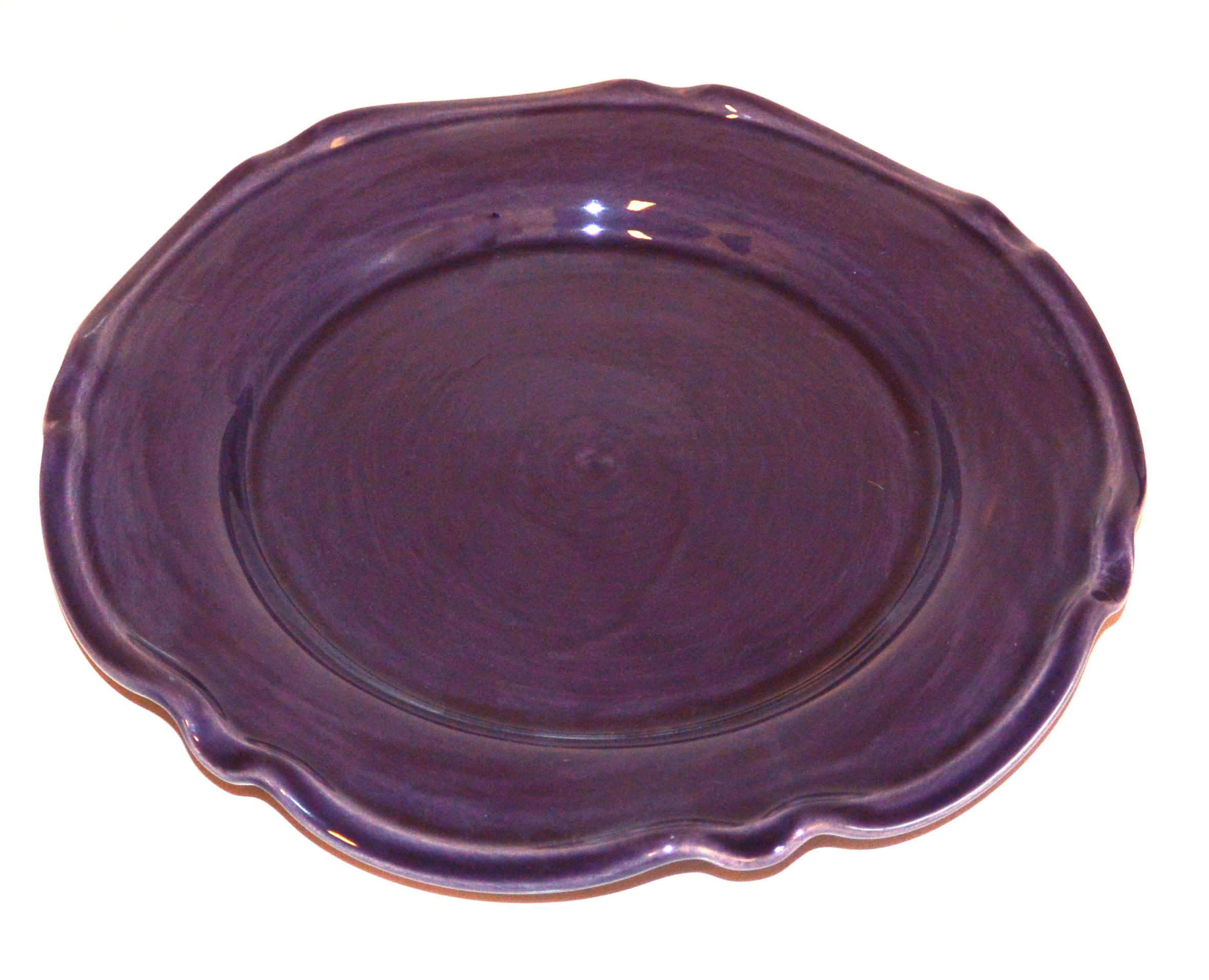 Gerbera Tallrik Provence Fikon 30 cm