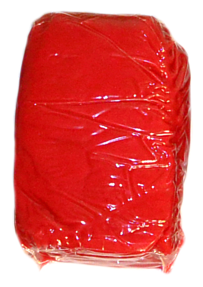 Kavlingsmarsipan Röd 500gr