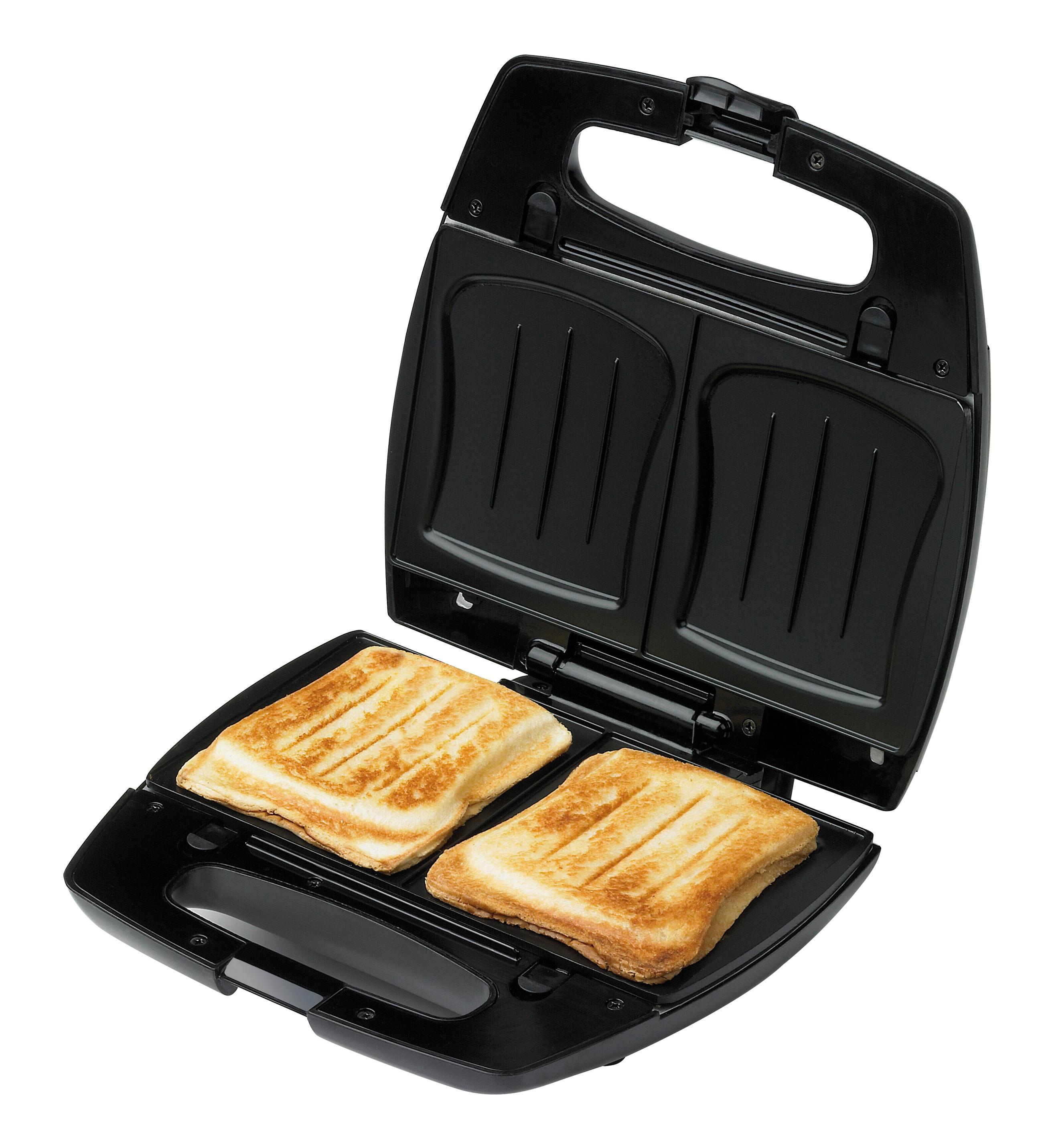 Breville Toastjern 2 Skiver med Avtakbare Plater