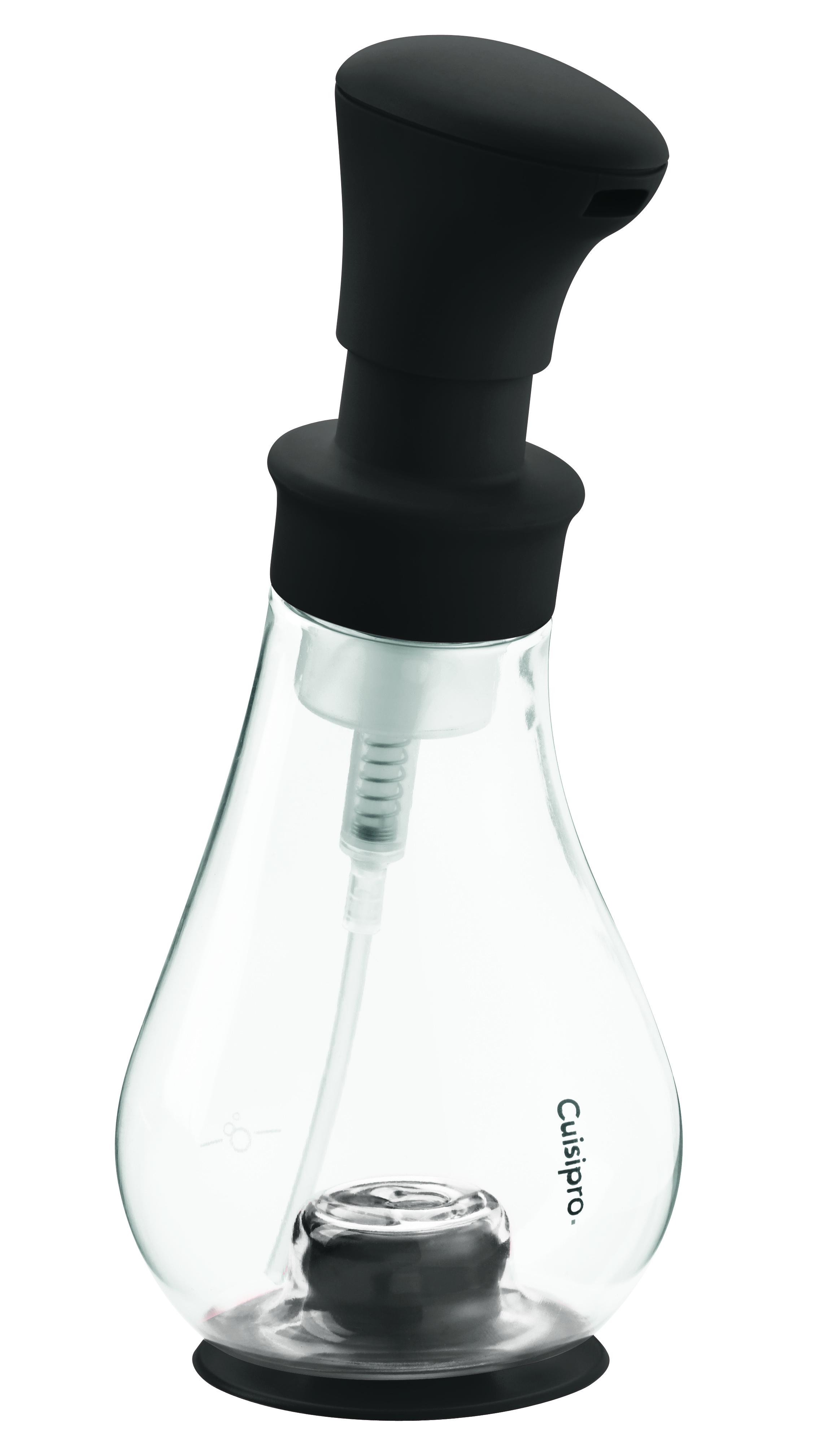 Cuisipro Tvål/Diskmedelspump Svart