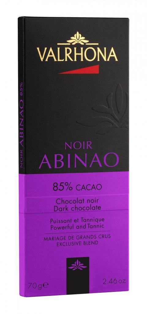 Valrhona Abinao 85% 70 g