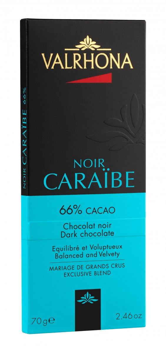 Valrhona Caraïbe 66% 70 g