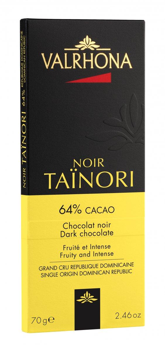 Valrhona Taïnori 64% 70 g