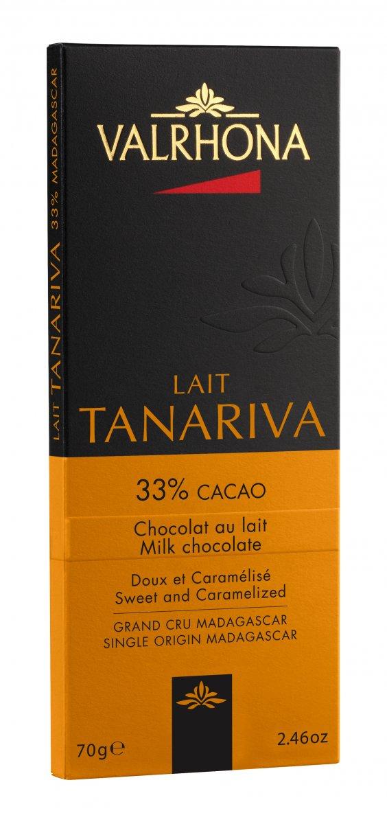 Valrhona Tanariva 33% 70 g