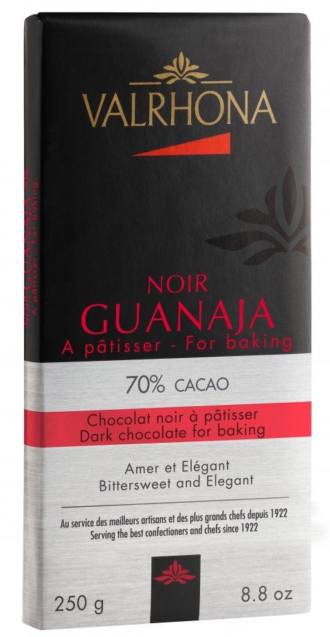 Valrhona Gastronomi Choklad 250g Guanaja 70%