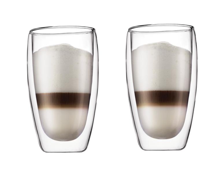 Bodum Pavina Dubbelväggigt glas Large 2 pack