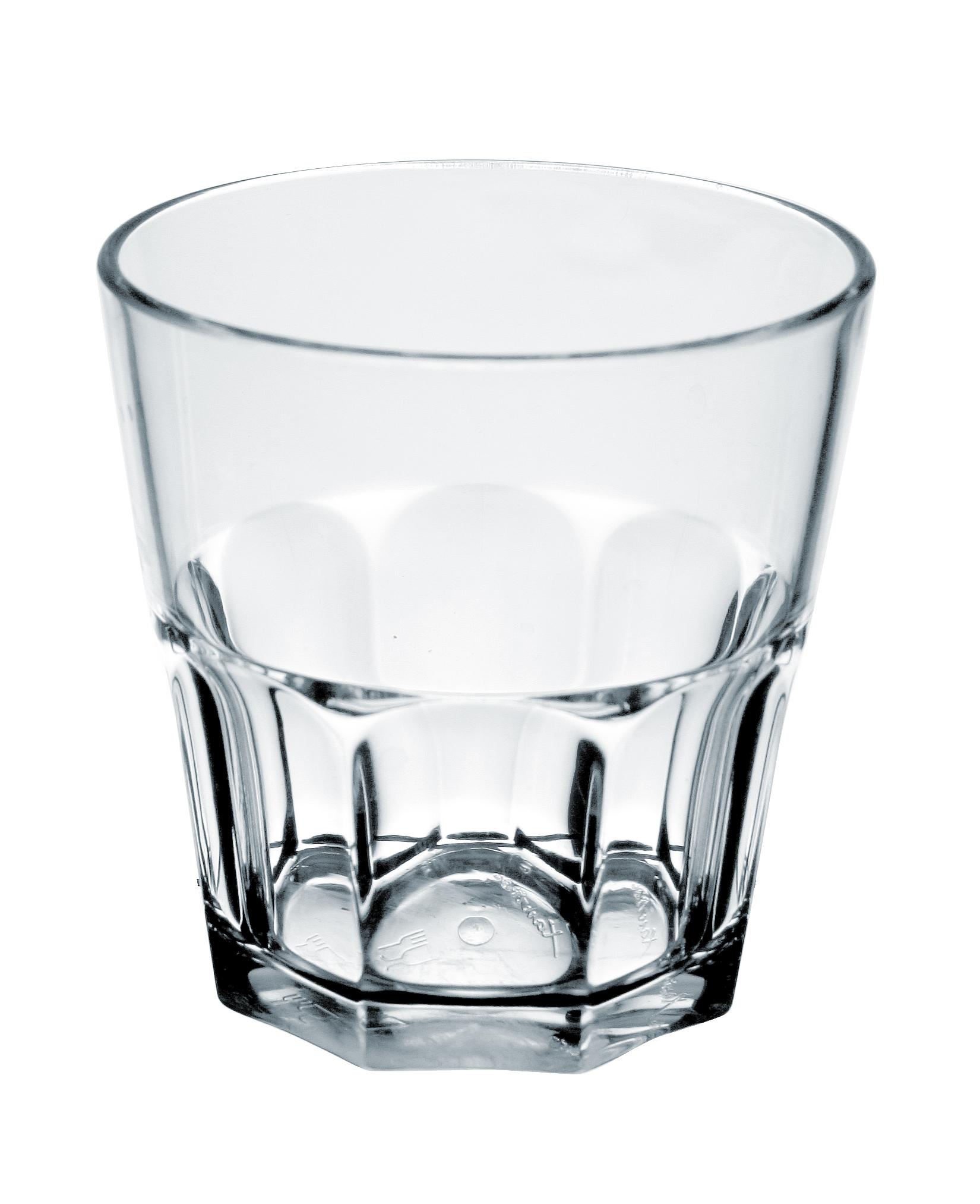 Vattenglas i Tritanplast 22 cl
