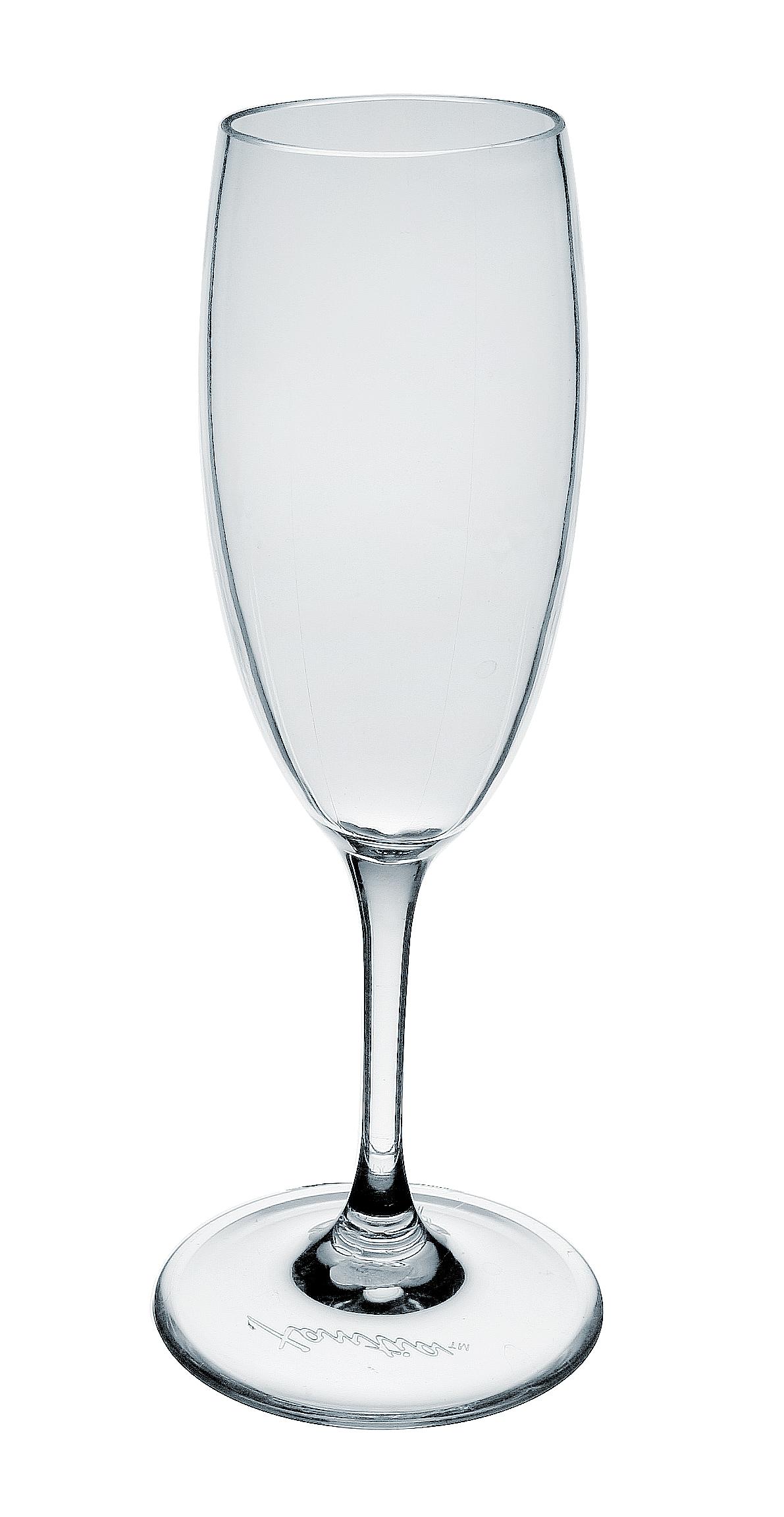 Champagneglas i Tritanplast 18 cl
