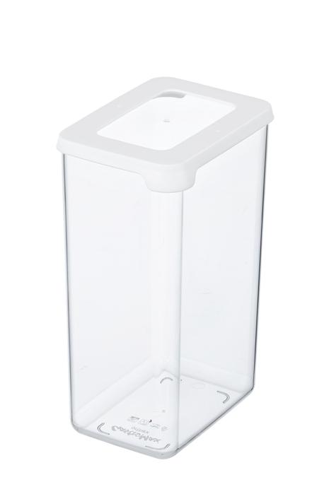GastroMax Skafferiförvaring 16 Liter Transparent