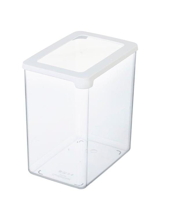 GastroMax Oppbevaringsboks 3,5 Liter Transparent