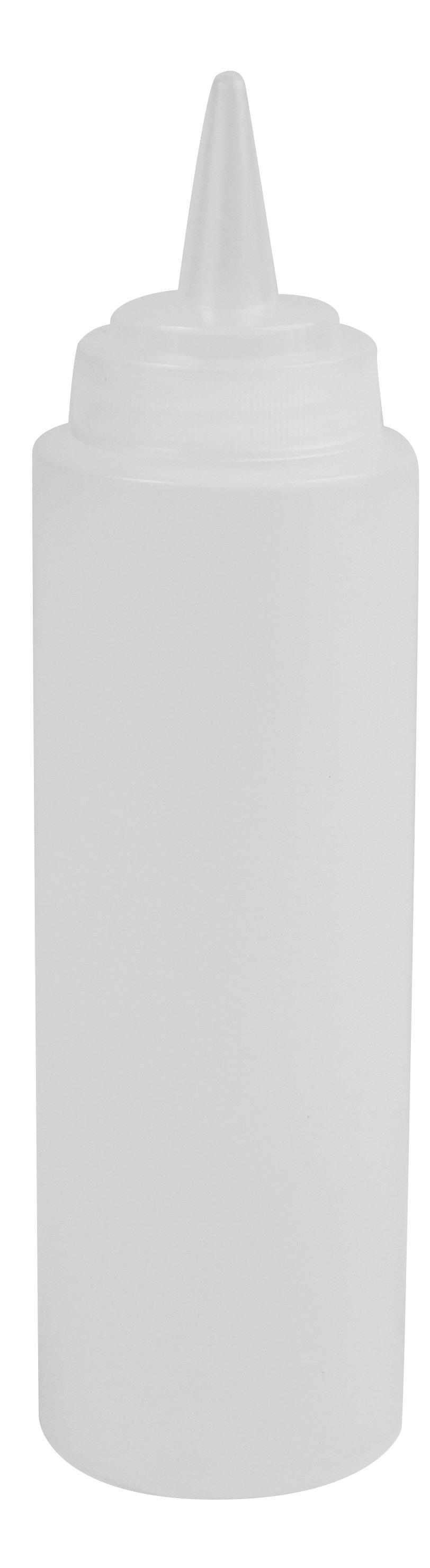 Plastflaska med skruvlock 023 Liter