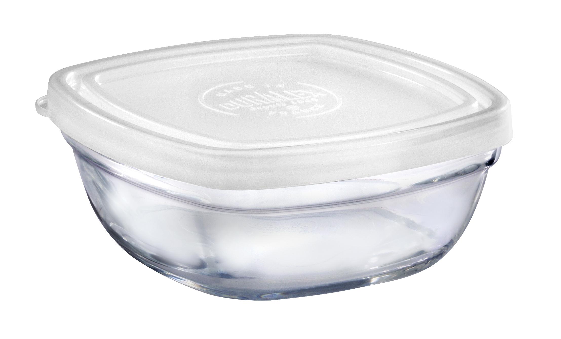 Duralex Glasburk med Plastlock 11 cm