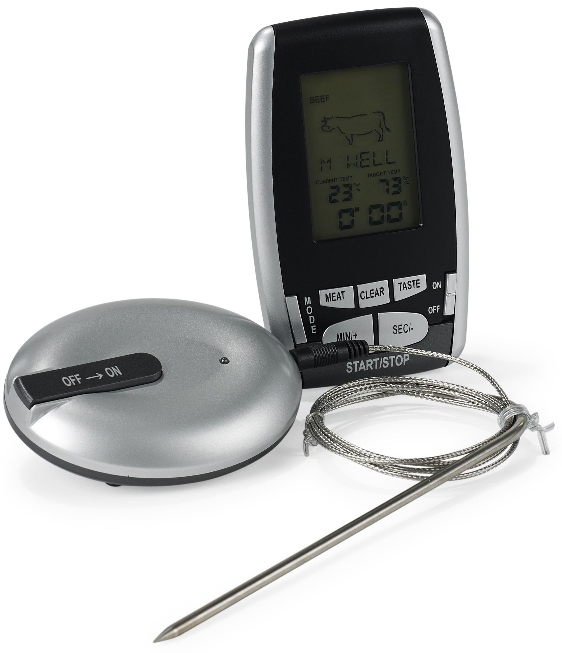 Trådløs Steketermometer Digital