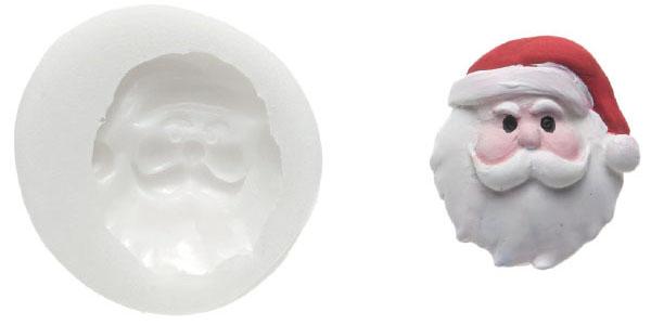Silikomart Decoflex Form Jultomte