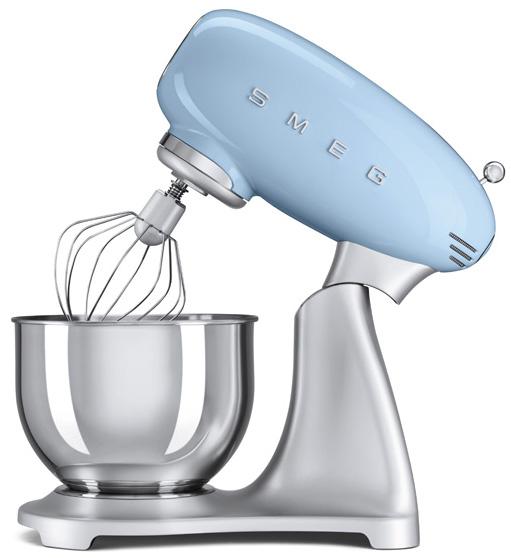 Smeg Köksmaskin 4.8L - Pastellblå